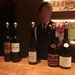 106571981 - ワイン選んで下さります^^♪