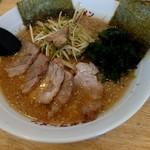 ラーメンショップ - 料理写真:ネギ味噌チャーシュー1000円