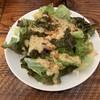 ペペキッチン - 料理写真:セットのサラダ