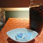 106575247 - アイスコーヒー  350円(税別)