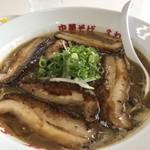 中華そばよねだ - 料理写真:肉入り特大\(^o^)/