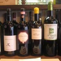 ギンザ タッポ - イタリアワインを豊富に揃えております。