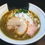 Suuji - 料理写真:濃厚煮干し蕎麦