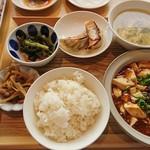 106584808 - 激辛麻婆豆腐定食