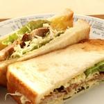 カフェ&ダイニング フェルマータ - 信州ポークサンド/ Pork sandwich