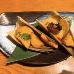 板前寿司 - たけのこ