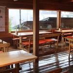 森のソーセージレストラン ベルツ - さわやかな木漏れ日の中で、蔵王の自然を召し上がれ。