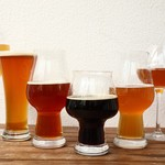 Inazuma Dining - 常時5〜6種のオリジナルクラフトビール