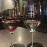 アーベント - ジェイ-クリストファー    白-赤  2杯セット