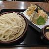 手打ち藤うどん - 料理写真:野菜天せいろうどん(800円)_2019-04-27