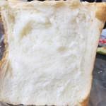 乃が美 はなれ - 料理写真:パン断面