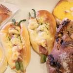 パンのかおり - 料理写真:購入品