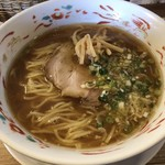 小川軒 - 料理写真:ラーメン 750円