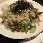 霧下蕎麦高はし - 料理写真: