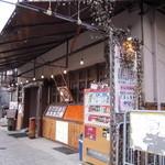 らぁめん屋 宮本武蔵 - お店の外観