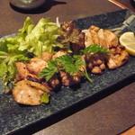 大福  - 博多一番どり塩焼き