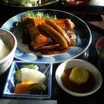 10660788 - 金目鯛の煮付け定食