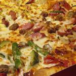 ピザハット - おいしみ4 (ピザハットミックス、アイダホほっくりポテマヨ、グリル野菜ミックス、直火焼テリマヨチキン)