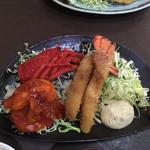 えびせい - ロブスターセット定食  2,000円