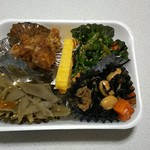 ごん豆 - 料理写真:おかずセット