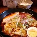麺処 メディスン麺 - メディスン麺
