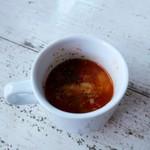 ランドシップカフェ - スープ