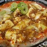 豊田タンメン - 麻婆豆腐が美味しい