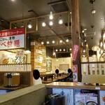 豊田タンメン - 店内の様子