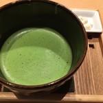 京はやしや - 抹茶です。