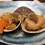 第三春美鮨 - アオヤギ 焼き貝 アオヤギ 大 桁曳き網漁 北海道野付