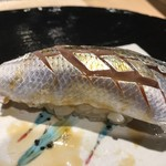 第三春美鮨 - 小鰭 54g 投網漁 佐賀県大浦