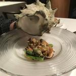 ホテルジャパン下田 - 料理写真:トップフォト1【洋食】 S級サザエのムニエル
