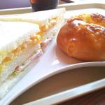 カフェ&ベーカリーPasso - 料理写真: