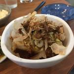 恵味うどん - 肉豆腐 400円