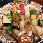 玄海鮨 - サイド ビュー