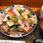 玄海鮨 - 梅にぎり+2 コンプリート