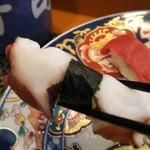 玄海鮨 - タコ  で~~す