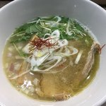 煮干し中華そば 麺や岐山 - 料理写真: