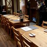 NEO大衆酒場 オモイダマ - テーブル席