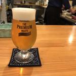 toko - まずは、一杯生ビール(^^)