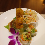 ANANDA - MIX APPETIZERS