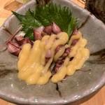 106635717 - ホタルイカ酢味噌