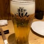 106635778 - 生ビール