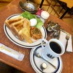横濱珈琲店 五番街 - ★さわやかモーニング ¥450+税★