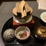 河良 - 名古屋コーチン釜めし