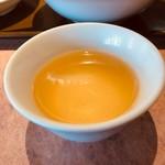 ニイハオ - 食後のお茶