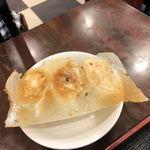中国料理 金春新館 - 羽根つき餃子