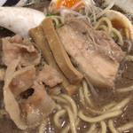 麺屋とがし 龍冴 -