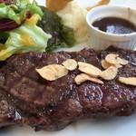 肉LABO - AS産サーロインステーキ