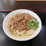 うどん亭やま - 料理写真: